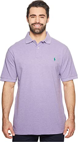 Polo Ralph Lauren - Big & Tall Basic Mesh Short Sleeve Knit