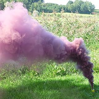 Raucherzeuger Mr. Smoke Typ 2 in Granatrot