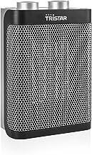 Tristar KA-5064 Calefactor cerámico eléctrico, 1500 W, 3 posiciones ajustables