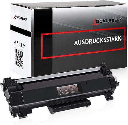 Logic-Seek Toner | MIT CHIP | 3.000 Seiten | kompatibel für Brother TN-2420 TN-2410 TN2420 MFC-L2710DW MFC-L2710DN HL-L2350DW HL-L2310D DCP-L2530DW HL-L2375DW HL-L2370DN MFC-L2730DW MFC-L2750DW