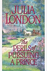 The Perils of Pursuing a Prince (Desperate Debutantes Book 2) Kindle Edition