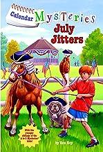 July Jitters: Calendar Mysteries, Book 7