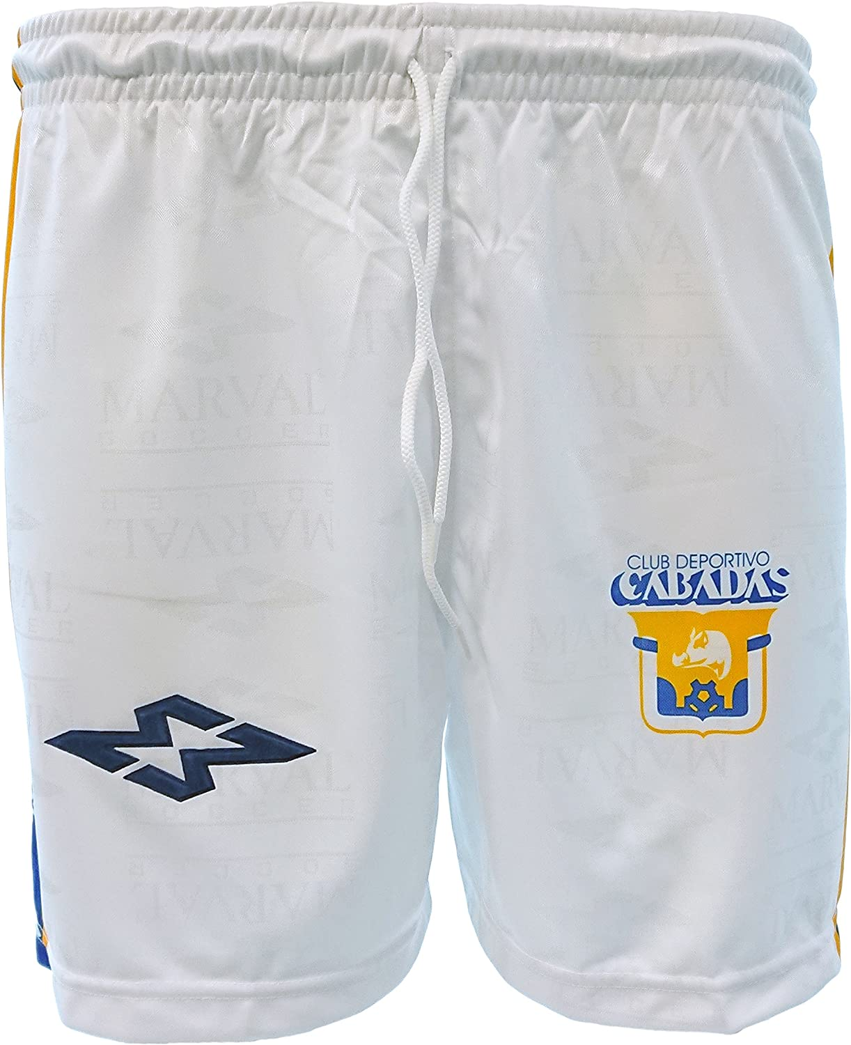 Marval Club Popularity Deportivo Cabadas by Short Classic White Soccer