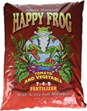 Fox Farm FX14051 FoxFarm Peace of Mind Tomato and Vegetable Organic Fertilizer 7-4-5
