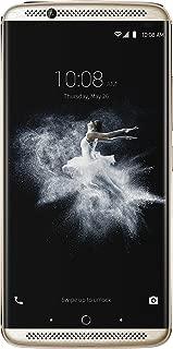 ZTE Axon 7 Dual SIM - 64 GB, 4G LTE, Ion Gold