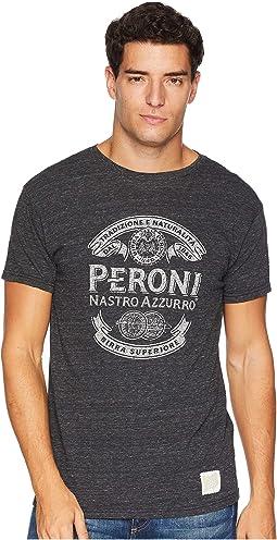 Peroni Short Sleeve Vintage Tri-Blend Tee