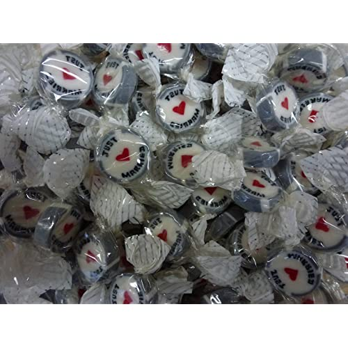 Silver Just Married Rock Sweets x 100 Misc.