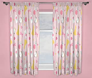 Disney Princess Beauty and the Beast Curtains 54