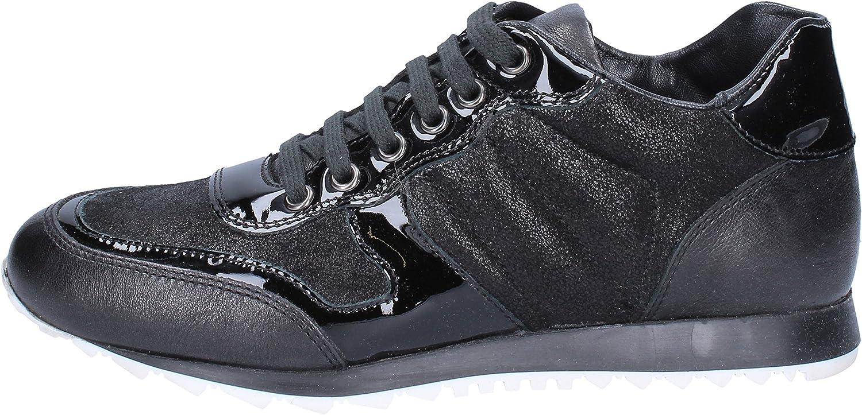 TRIVER FLYG Mode Mode Mode -skor kvinnor läder svart  Alla produkter får upp till 34% rabatt