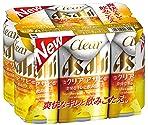 アサヒ クリアアサヒ 350ml 6缶