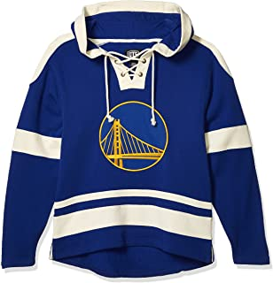NBA Men's OTS Grant Lace Up Pullover Hoodie