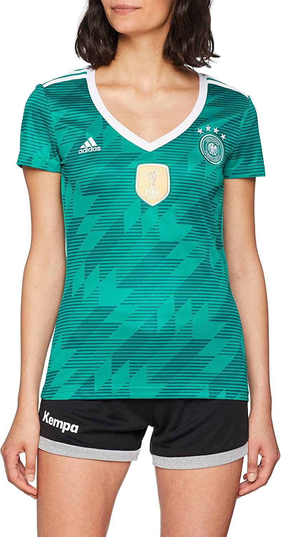 Adidas 20182019 Germany Away Womens Shirt