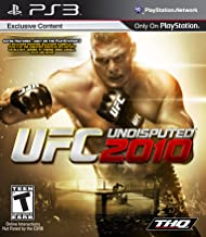 Best ufc undisputed 3 ps3 game controls Reviews