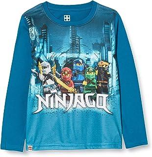 LEGO Mwe-Langarmshirt Ninjago Camiseta para Niños