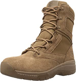 """Timberland PRO Men's Valor Duty 8"""" Soft Toe Military and Tactical Boot"""