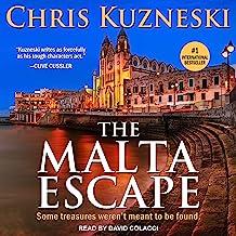 The Malta Escape: Payne & Jones Series, Book 9