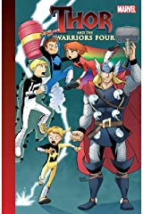Thor and the Warriors Four (English Edition) Format Kindle