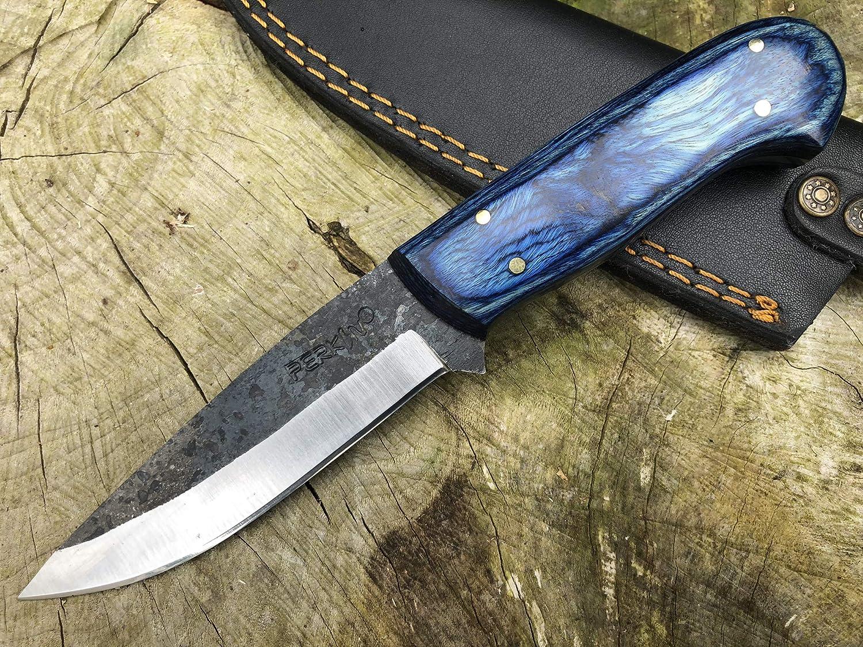 Perkin PK1175 Hunting Knife with Blade Fixed Knives Bushc Sheath Selling New Free Shipping rankings