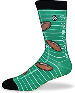 Football Business Casual Dress Sock - Buy one, Give one