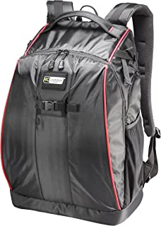 RC Logger Waterproof Nylon Backpack with Fully Customizable Inside for 350-sized Drones and Cameras with A High Wearing Comfort