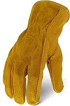 Ironclad EXO2-WHO-06-XXL workhorse Leather Work Gloves, XX-Large