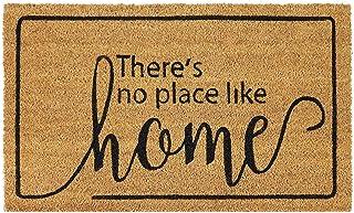 "Achim Home Furnishings Dorothy Printed Coir Door Mat, 18"" x 30"""