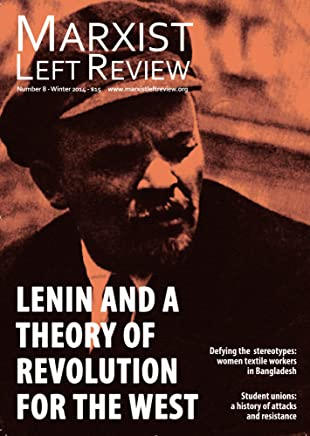 Marxist Left Review 8