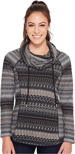 Woolrich - Mile Run Hooded Cowl