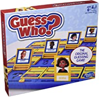 Guess Who? Game Original Guessing Game for Kids Ages 6 and Up for 2 Players