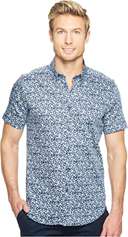 Modern Americana Bronson Short Sleeve Woven Shirt
