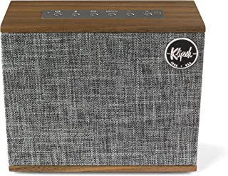 Klipsch Heritage Groove  KLIPSCH HERITAGE GROOVE - HIGH-END PORTABLE BLUETOOTH SPEAKER Walnut - Walnut (Pack of1)