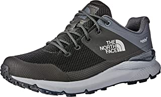 The North Face Men's Vals Wp Trekking & Hiking Shoes, TNF Black/Ebony Grey