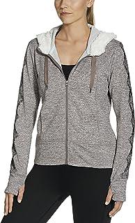 Gaiam Apparel Womens Aurora Fleece Jacket