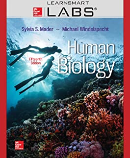 Connect with Learnsmart Labs Access Card for Human Biology