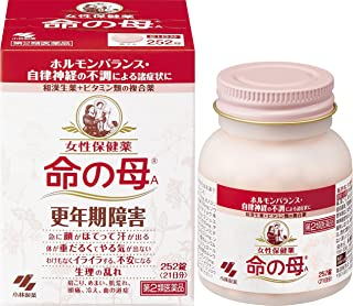 【第2類医薬品】命の母A 252錠