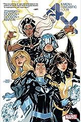 X-Men/Fantastic Four: 4X (X-Men/Fantastic Four (2020)) (English Edition) Format Kindle