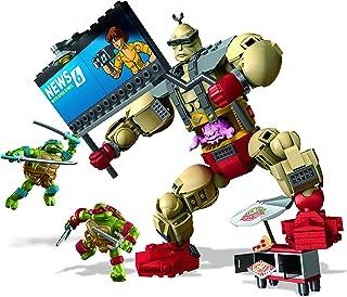 Mega Bloks - Krang Malvado, Tortugas Ninja, Juego de