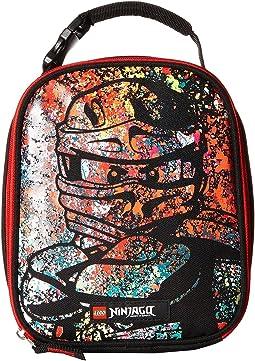 Ninjago® Spraypaint Lunch Bag