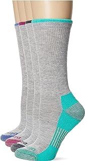 Dickies Women's Dri-Tech Advanced Moisture Wicking Crew Socks Socks (pack of 6)