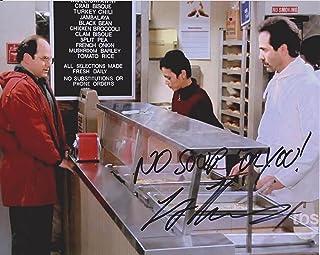 Larry Thomas Seinfeld Soup Nazi 6 Original Autographed 8X10 Photo
