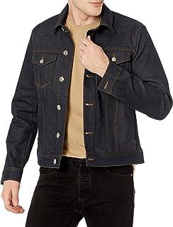 Armani Exchange Men's Indigo Allover Denim Jacket