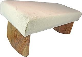 瞑想用の椅子アカシアウッド