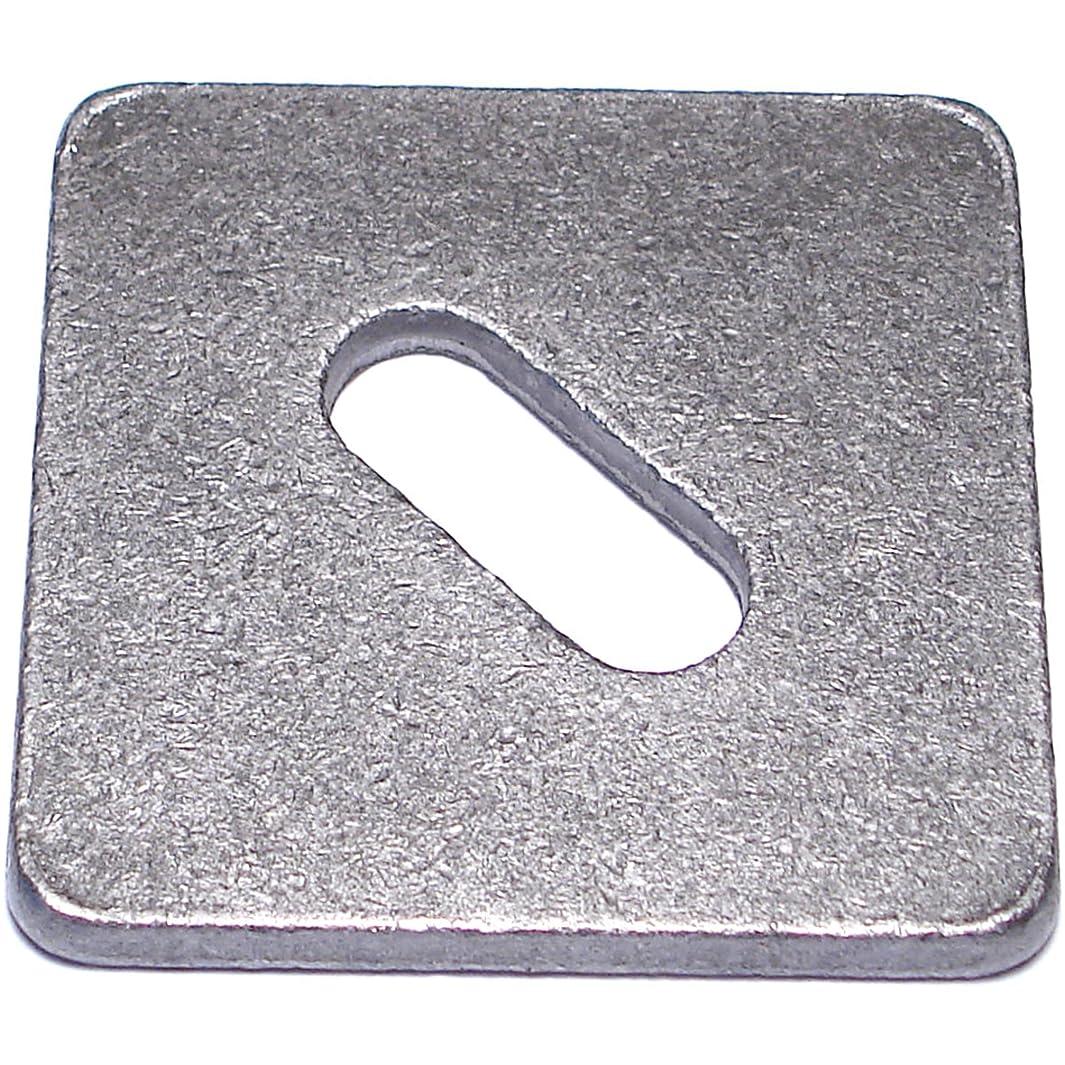 Hard-to-Find Fastener 014973174699 EQ Code Square Washers, 1/2 x 3x3 x1/4, Piece-16