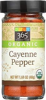 365 Everyday Value, Organic Cayenne Pepper, 1.69 oz