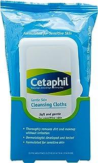Cetaphil Gentle Cleansing Cloths, 25ct