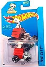 Hot Wheels 2015 HW City Peanuts Snoopy 59/250
