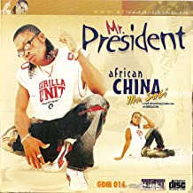 Best african china mr president mp3 Reviews