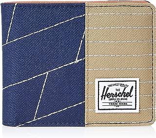 Herschel Roy Unisex Wallet, Medieval Blue/Kelp/Apricot Brandy