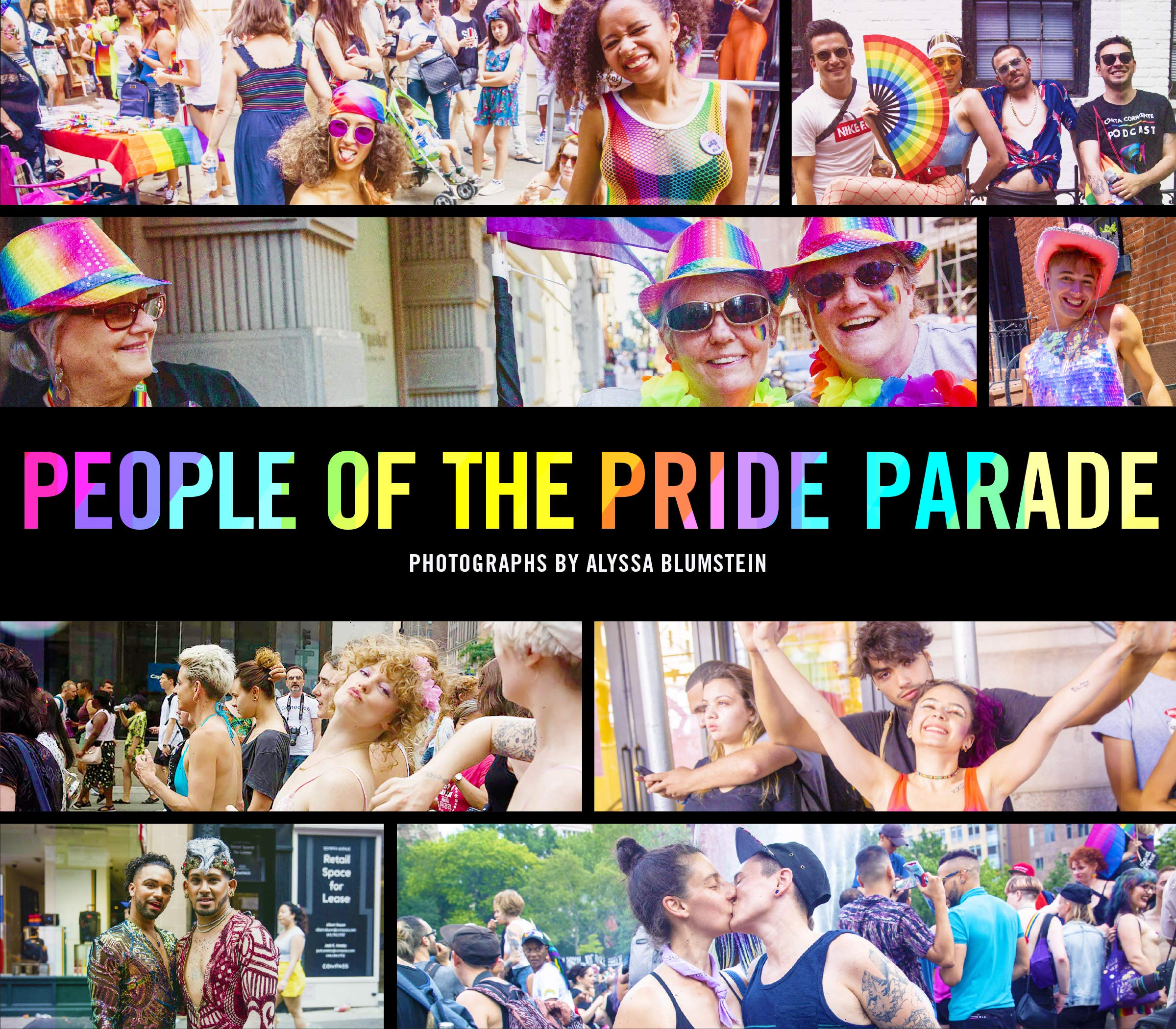 Image OfPeople Of The Pride Parade