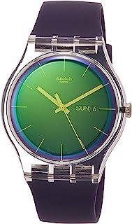 [スウォッチ]SWATCH 腕時計 New Gent (ニュージェント) POLAPURPLE (ポーラパープル) ユニセックス SUOK712 SUOK712 【正規輸入品】